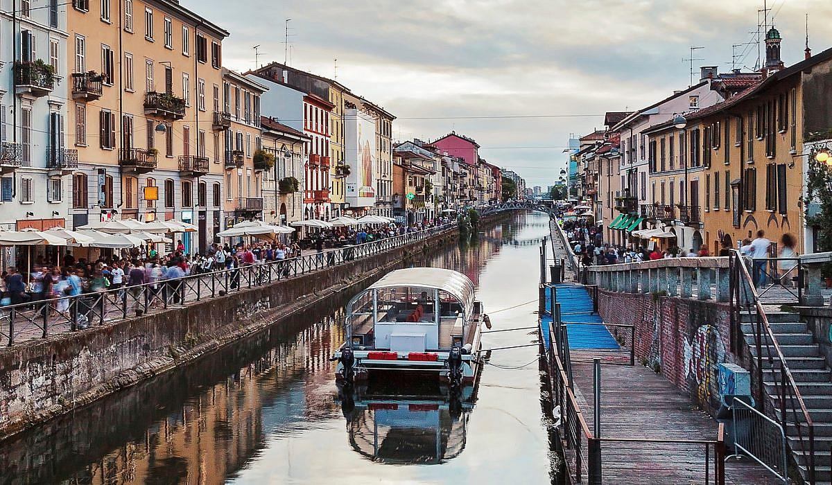 Naviglio Grande in Mailand | italien.de