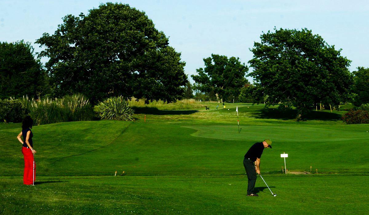 Oasi Golf Club, Aprilia, Latium | italien.de