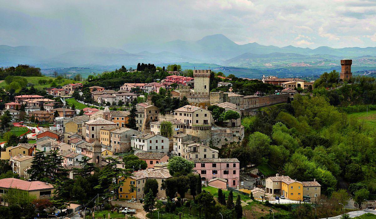 Offagna, Riviera del Conero, Marken | italien.de