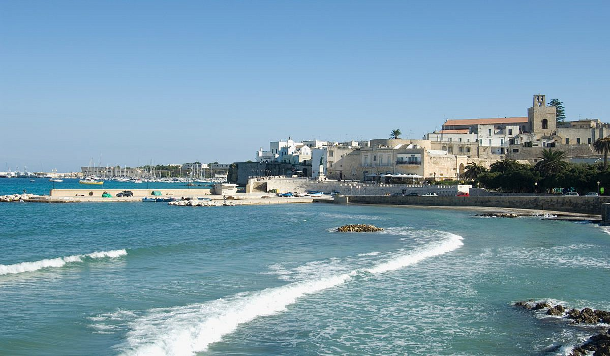 Otranto, Apulien | italien.de
