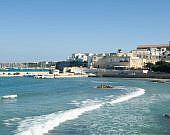 Hafen von Otranto, Apulien | italien.de