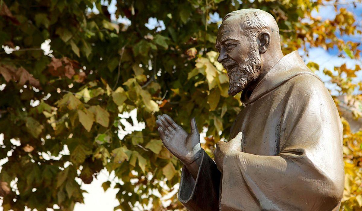 Padre Pio de Pietrelcina | italien.de