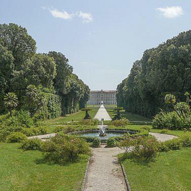 Palast von Caserta