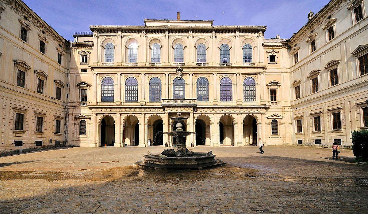 Palazzo Barberini, Rom | italien.de
