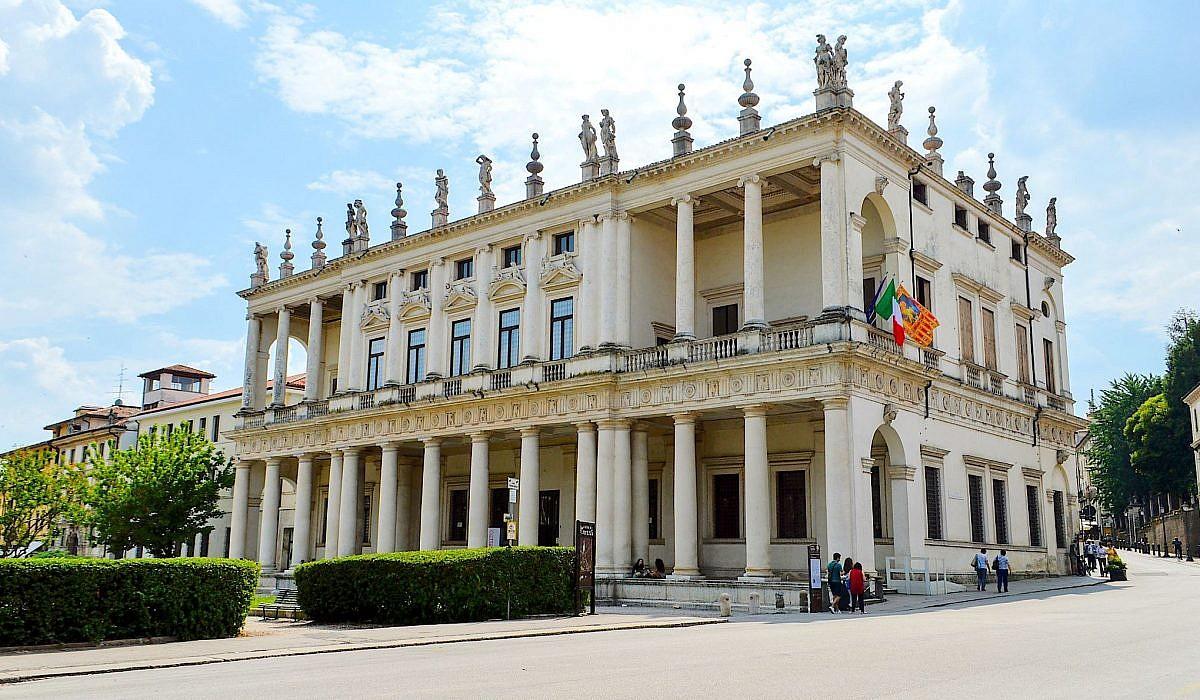 Palazzo Chiericati, Vicenza | italien.de
