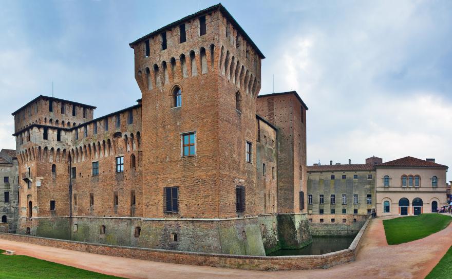 Palazzo Ducale in Mantua, Lombardei | italien.de