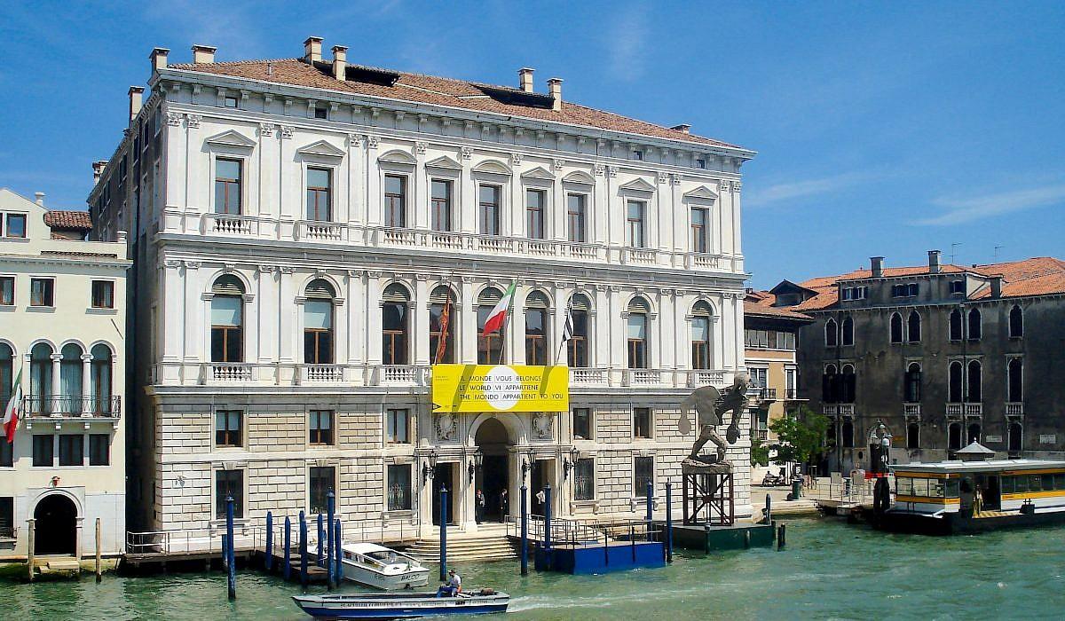 Palazzo Grassi, Venedig | italien.de