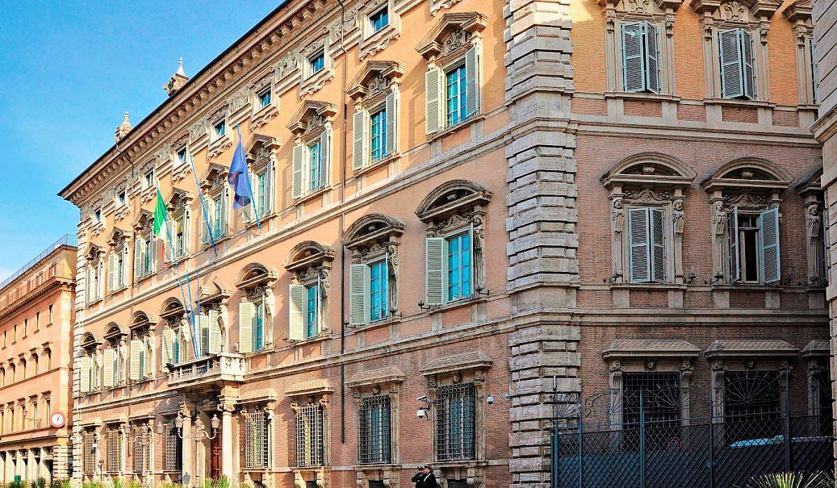 Palazzo Madama, Rom | italien.de