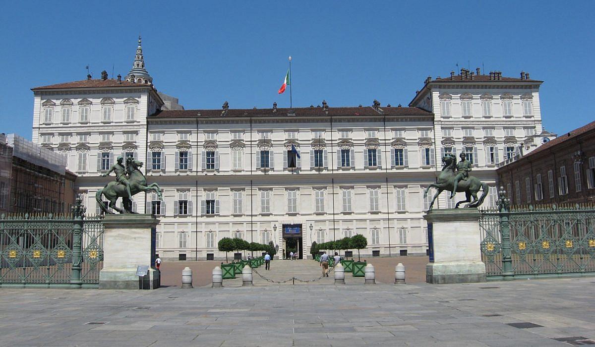 Palazzo Reale, Turin | italien.de