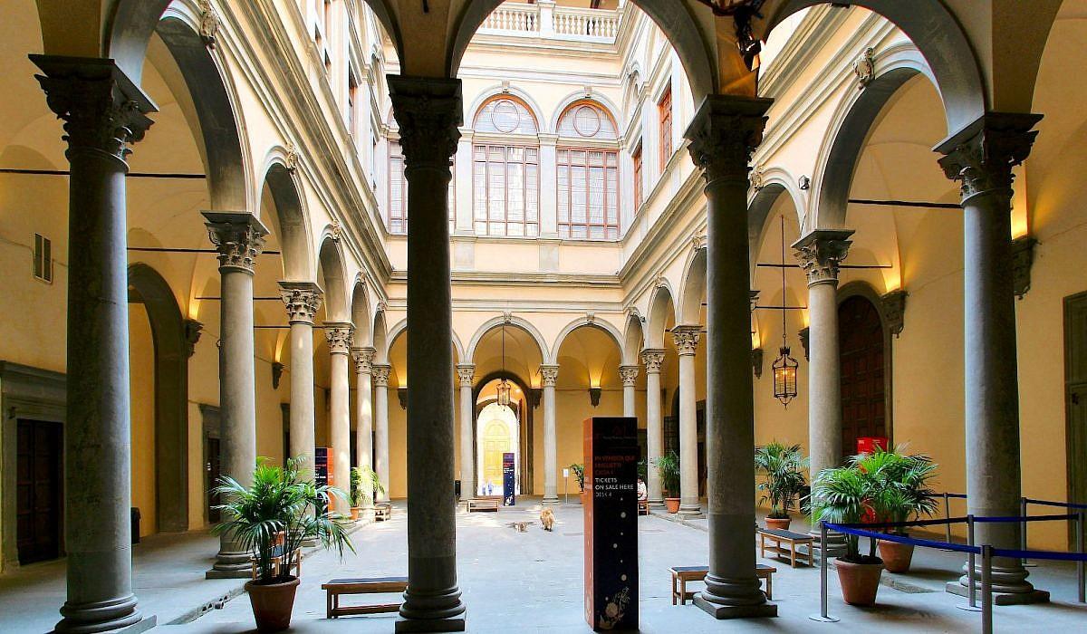 Palazzo Strozzi in Florenz, Toskana | italien.de