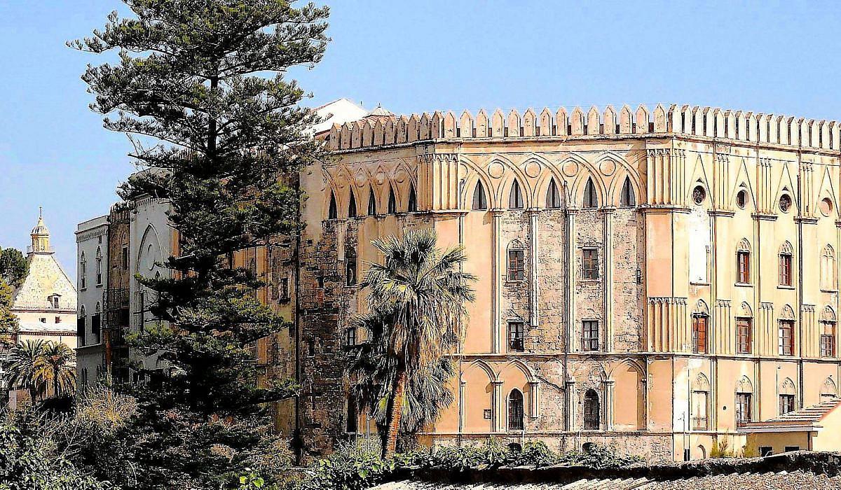Palazzo dei Normanni in Palermo, Sizilien | italien.de
