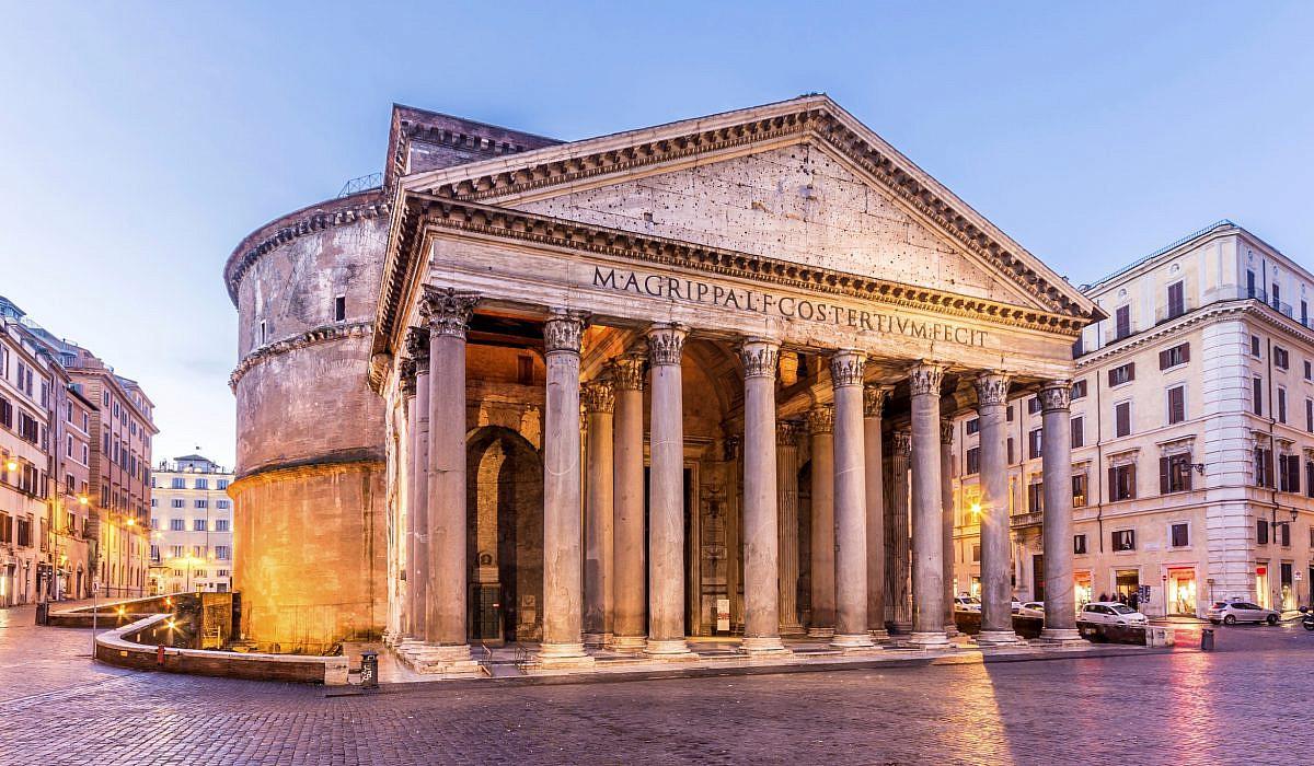 Pantheon in Rom | italien.de