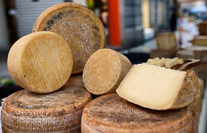 Pecorino, Käse | italien.de