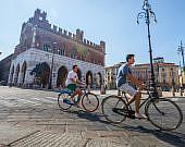 Fahrradspass in Piacenza, Lombardei | italien.de