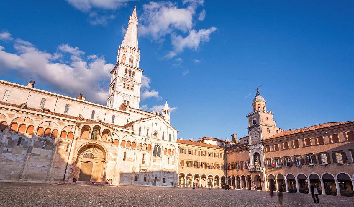 Piazza Grande, Modena | italien.de