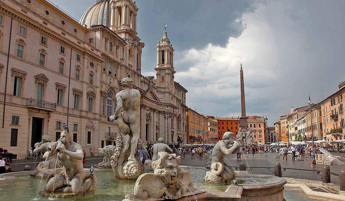 Piazza Navona in Rom | italien.de