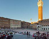 Piazza del Campo in Siena, Toskana | italien.de