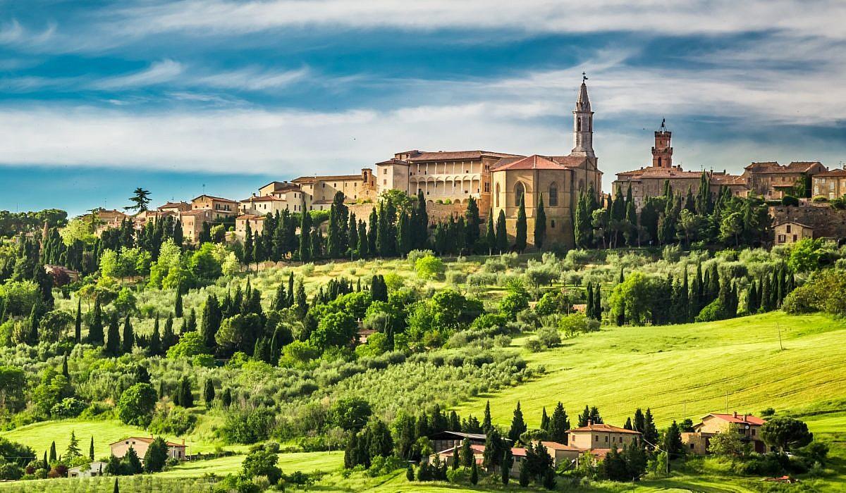 Pienza, UNESCO Weltkulturerbestadt in der Toskana | italien.de