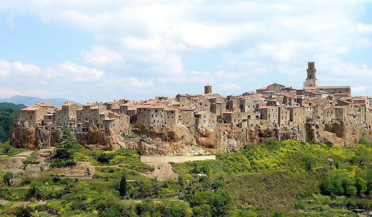 Pitigliano, Toskana | italien.de