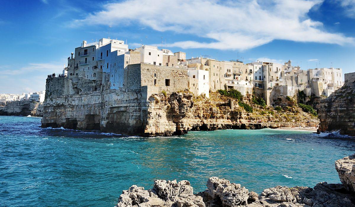 Polignano a Mare, Apulien | italien.de