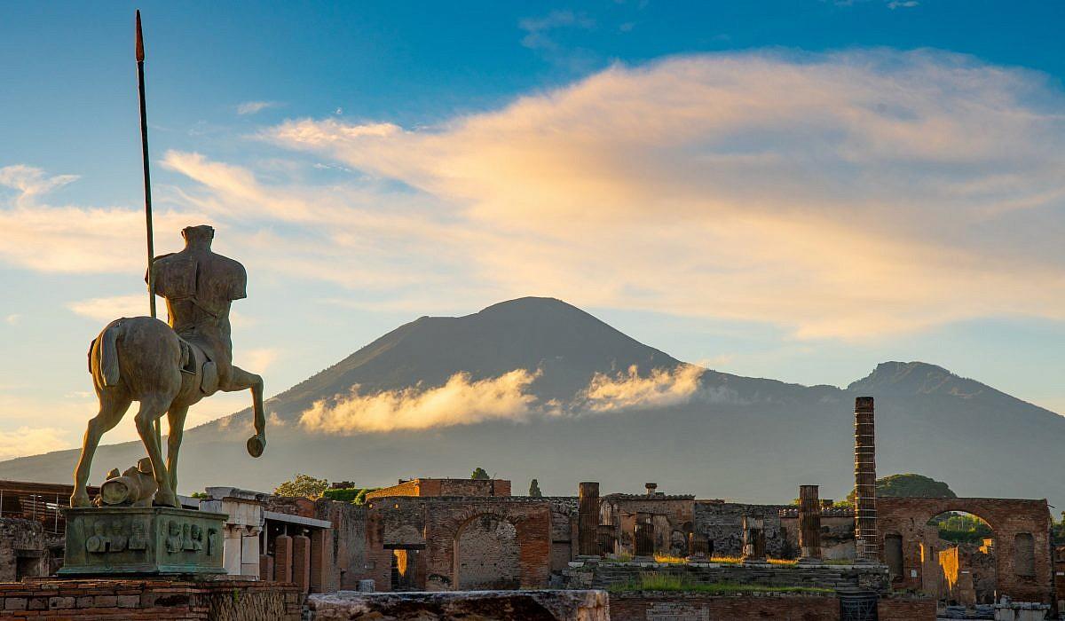 Pompeji, Kampanien | italien.de