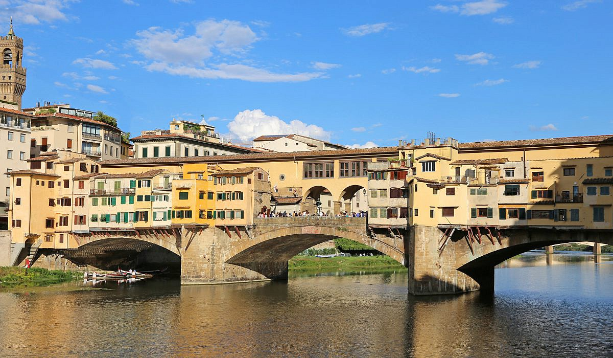 Ponte Vecchio in Florenz, Toskana | italien.de
