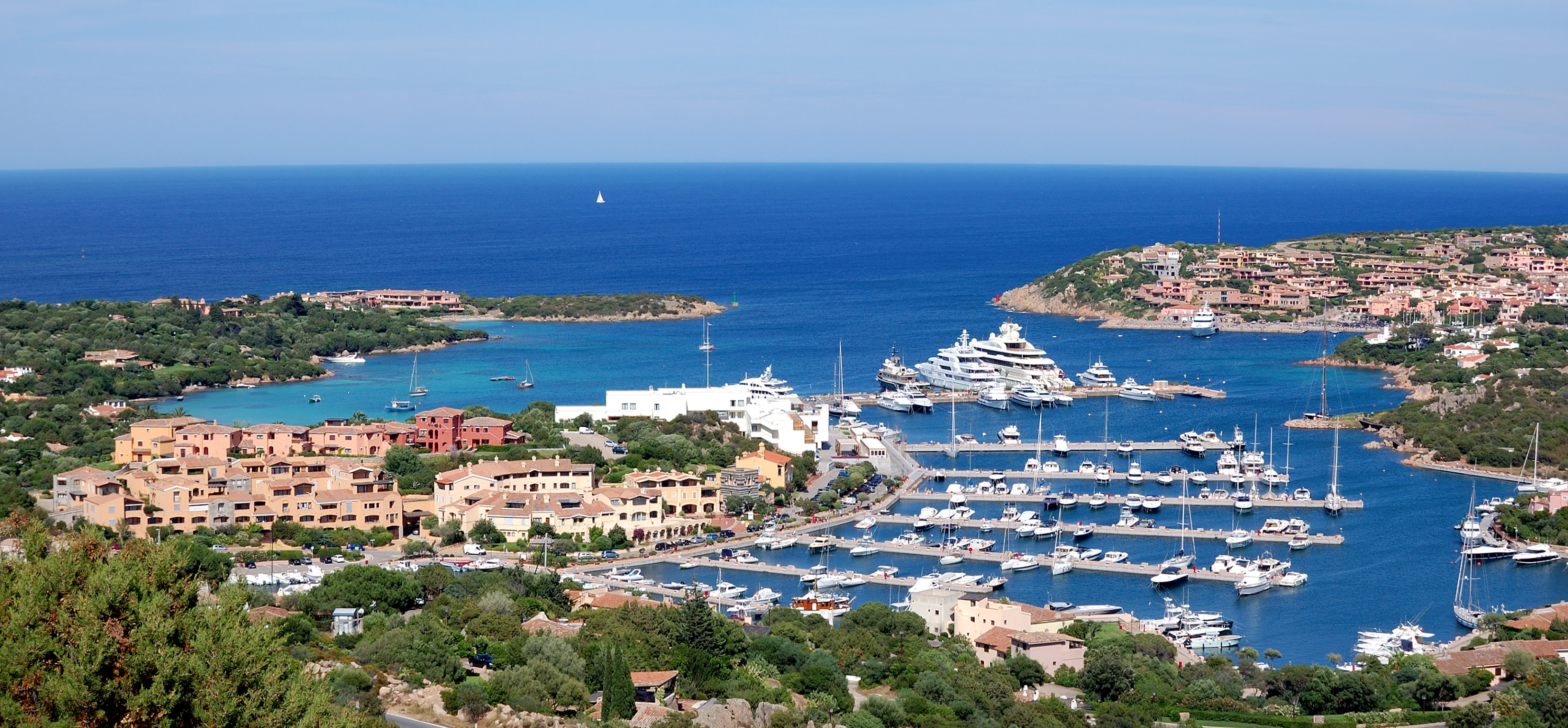 Porto cervo sardinien for Design boutique hotel sardinien