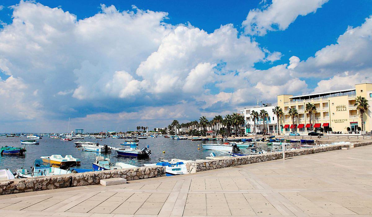 Porto Cesareo im Salento, Apulien | italien.de