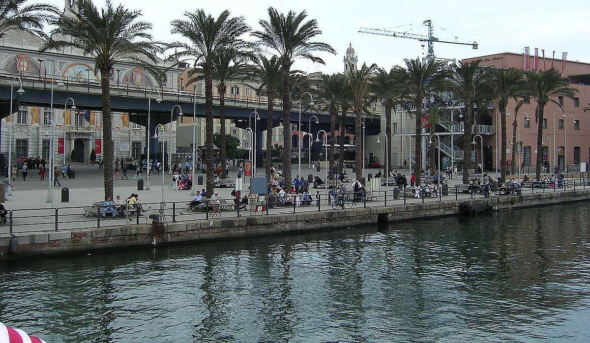 Porto Antico, Genua | italien.de