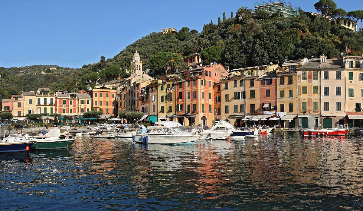 Hafen von Portofino, Ligurien | italien.de