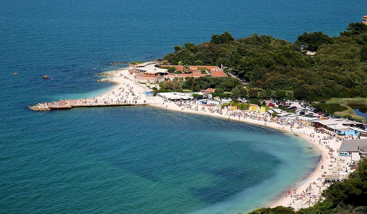 Portonovo, Riviera del Conero, Marken | italien.de
