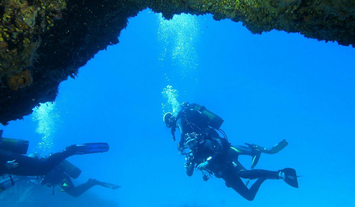 Posidonia Blu Diving Center, Favignana, Sizilien | italien.de