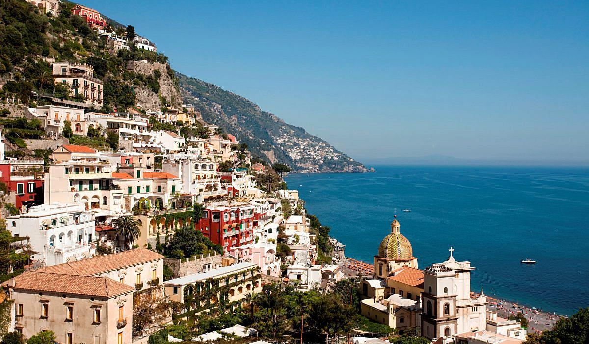 Positano, Amalfiküste | italien.de