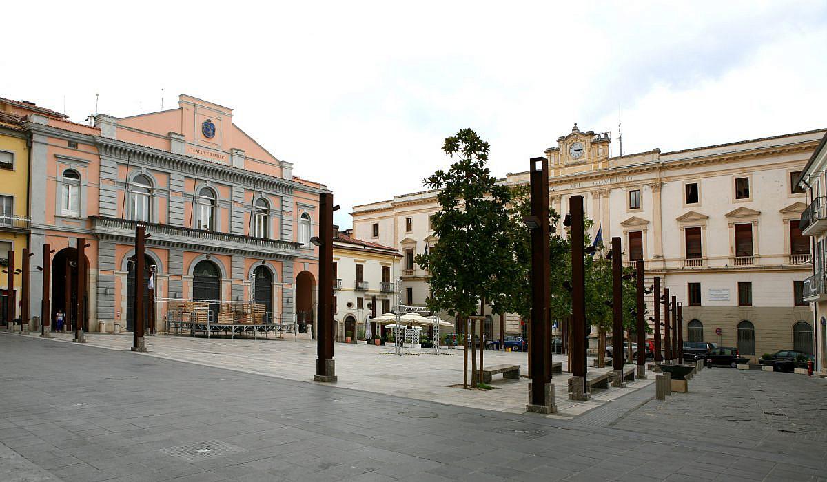 Potenza, Hauptstadt der Region Basilikata | italien.de