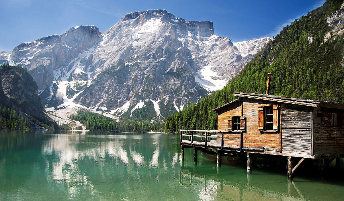 Pragser Wildsee im Pragser Tal, Südtirol | italien.de