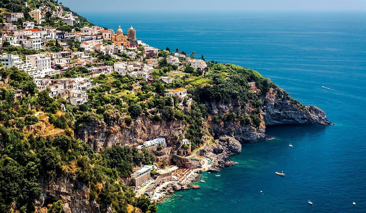 Praiano, Amalfiküste, Kampanien | italien.de