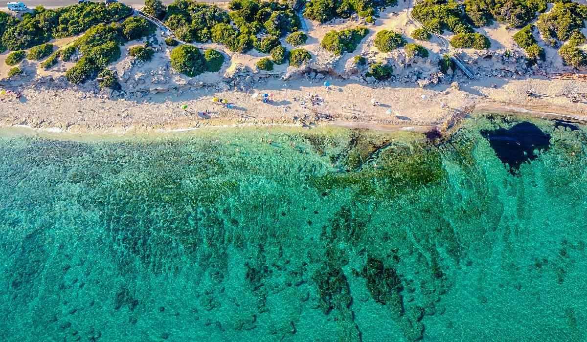 Punta Prosciutto, Salento, Apulien | italien.de