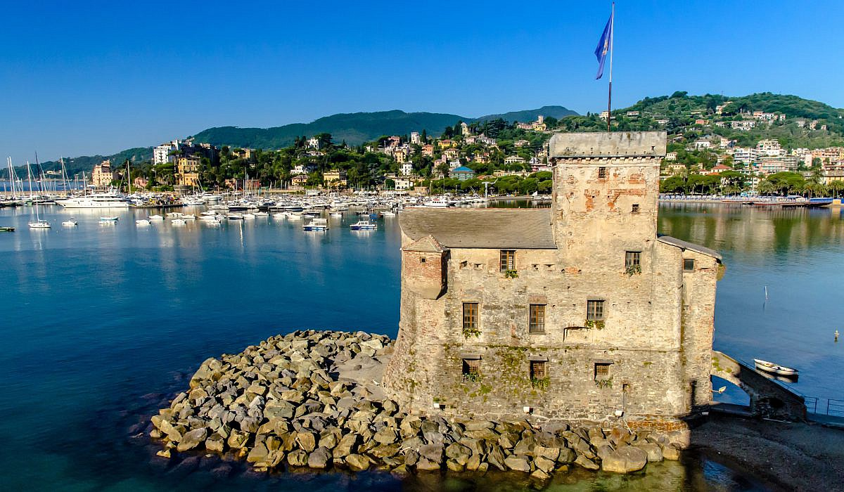Burg von Rapallo, Ligurien | italien.de