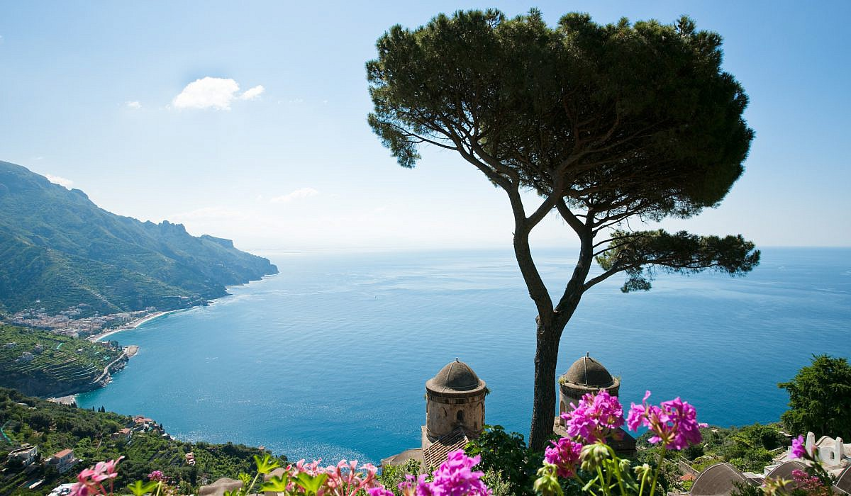Ravello, Amalfiküste | italien.de