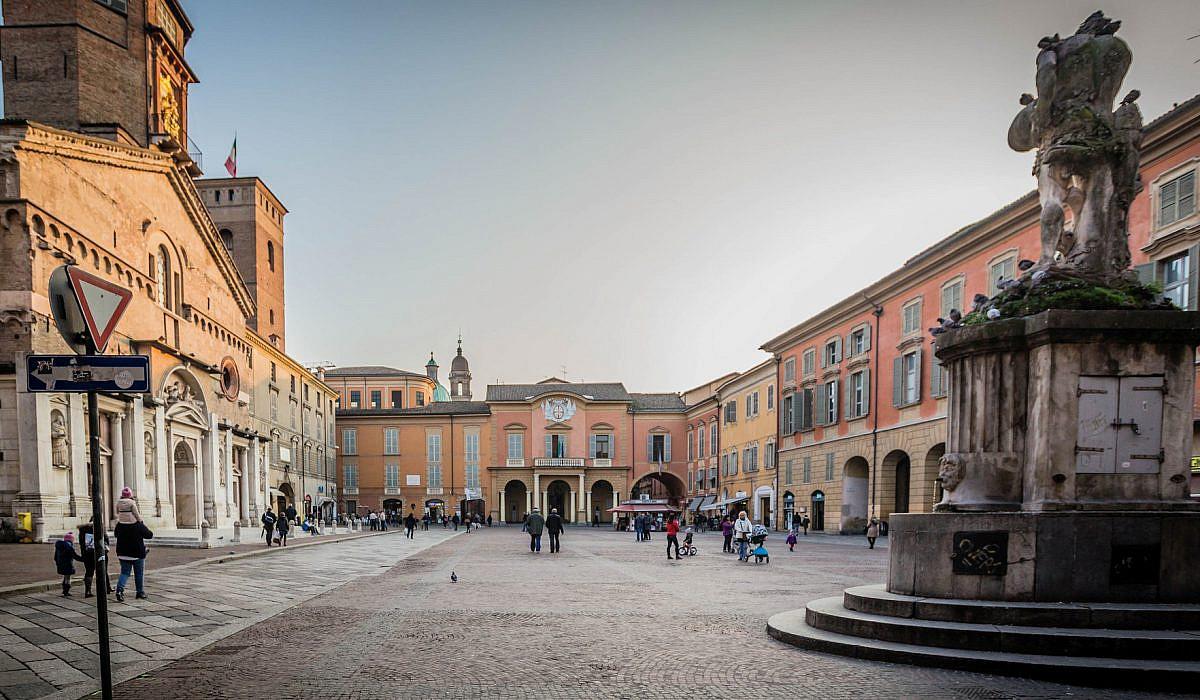 Reggio Emilia – Emilia-Romagna – italien.de