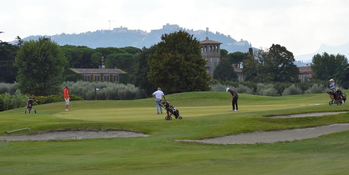 Rimini-Verucchio Golf Club, Emilia-Romagna | italien.de