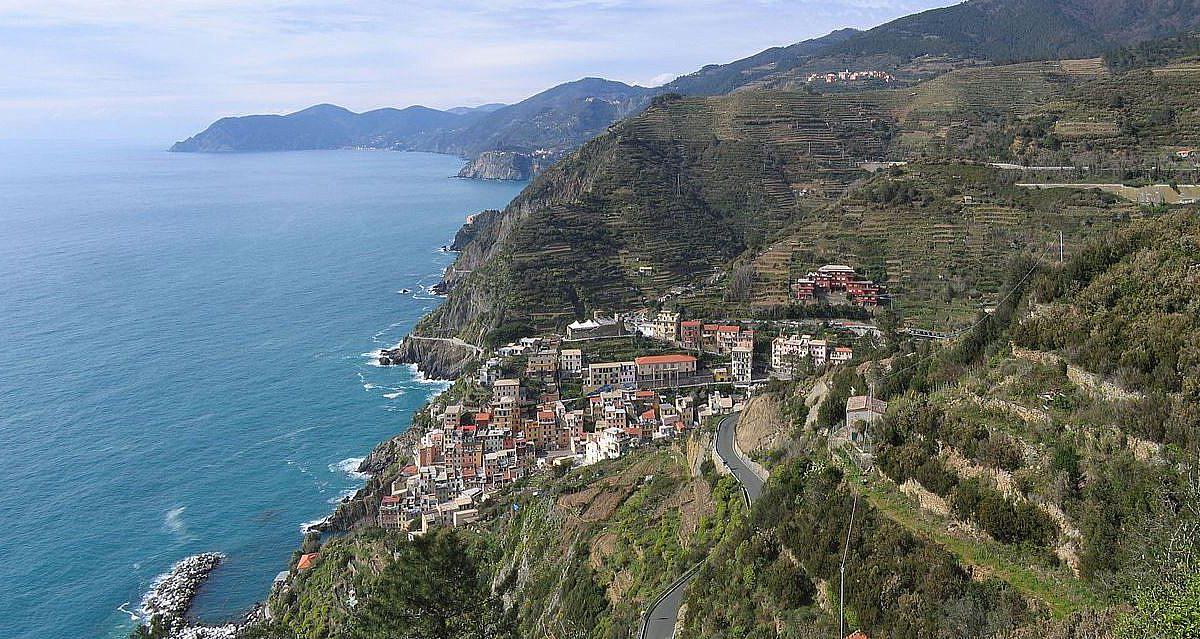 Riomaggiore, Ligurische Küste | italien.de