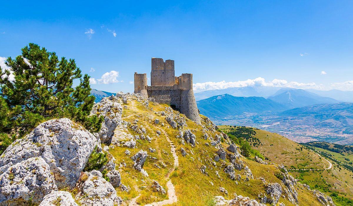 Rocca Calascio, Abruzzen | italien.de