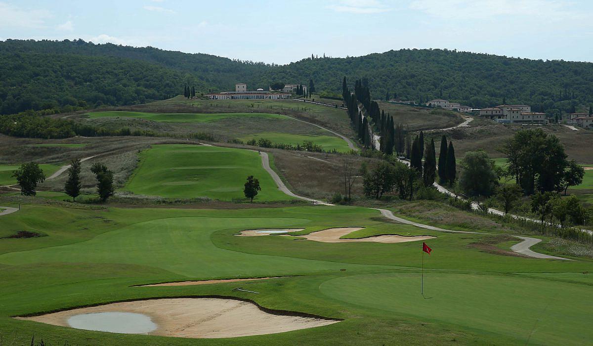 Royal Golf La Bagnaia, Toskana | italien.de