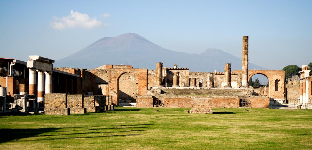 Ruinen von Pompeji, Kampanien | italien.de