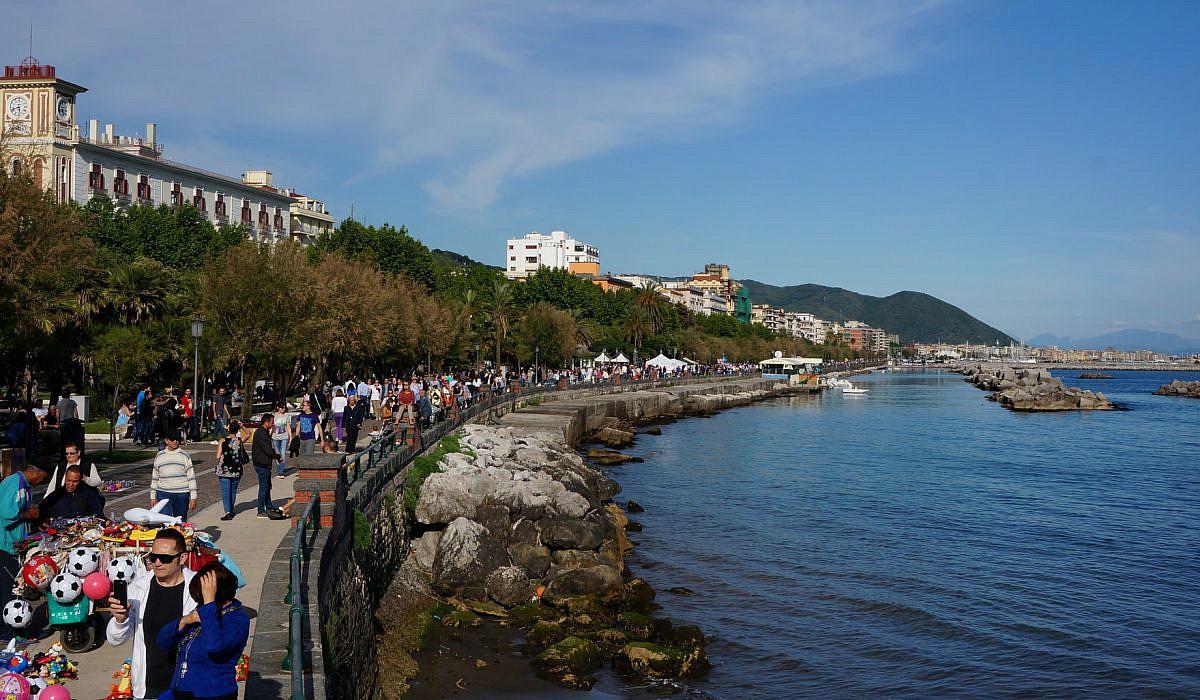 Salerno, Kampanien | italien.de
