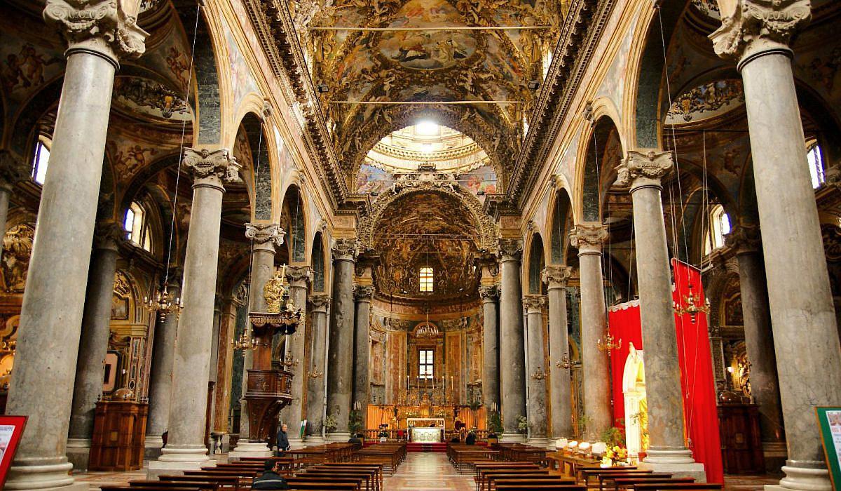 Basilika San Giuseppe dei Teatini, Palermo | italien.de