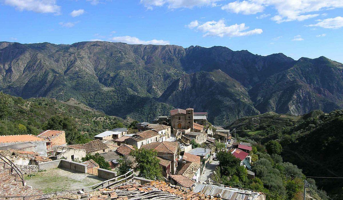 San Lorenzo, Kalabrien | italien.de