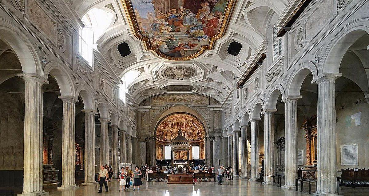 San Pietro in Vincoli, Rom | italien.de