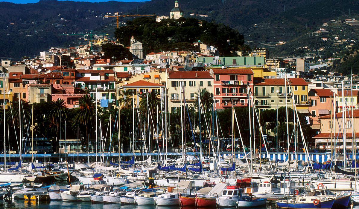 Hotels Sanremo Italien